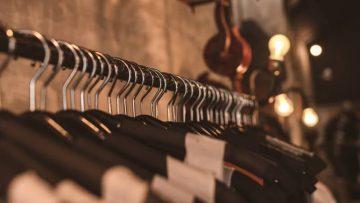 Confectievervoer hangend kleding vervoeren